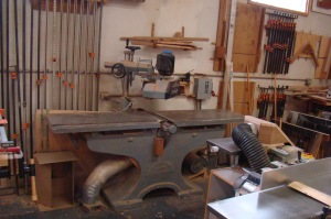 Workshop - Huge Jointer