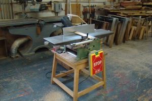 Workshop - Wide Jointer