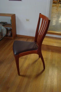 Laminated Cantata Chair