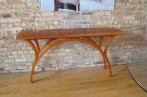 Arch Table - Winner of the Distinguished Furniture Design Award from the Chicago Anenaeum Museum