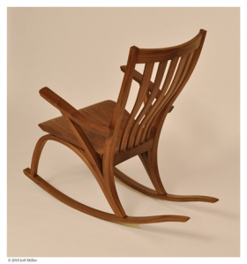 This is the rocking chair that Jeff was talking about